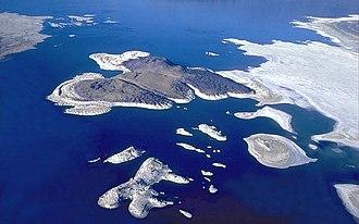 Negit Island - Image: Negit Island