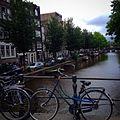 Netherlands-Holland, Amsterdam canals.jpg