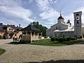 New Valamo Monastery main church with main place photographed 2019 in summer.jpg