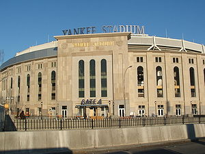 Latest Image on the new Yankee Stadium.