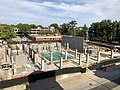 New music building under construction on the University of Missouri campus.jpg