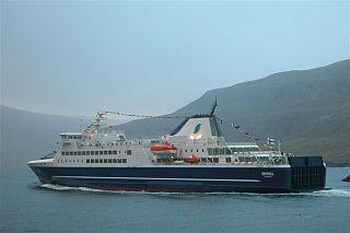 MS <i>Smyril</i> ship