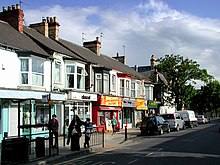Shops On Newland Avenue 2009