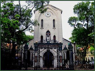 Hàm Long Church - Image: Nhà thờ Hàm Long