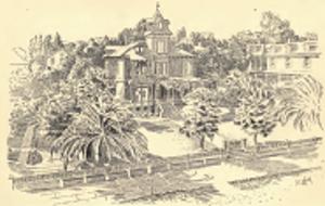 Nicholas C. Creede - Creede residence in Los Angeles