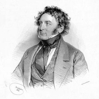 Nicolas-Charles Bochsa - Nicolas-Charles Bochsa, 1842