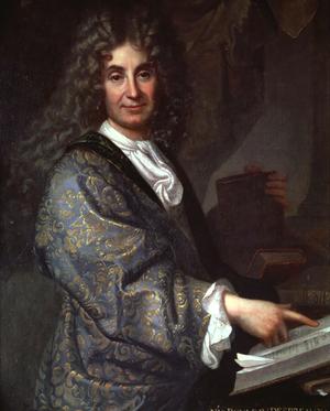 Nicolas Boileau-Despréaux - Image: Nicolas Boileau