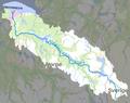 Nidelvassdraget map.png