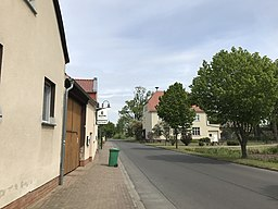 Niedergörsdorf-Zellendorf Dorfstraße