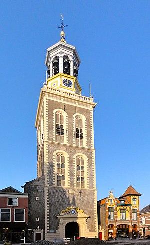 Nieuwe Toren, Kampen - Nieuwe Toren after renovation in 2012.