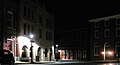 Night street downtown stanunton (9451632917).jpg
