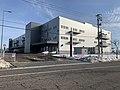 Niigata Post Office, Japan Post, Mitsuke, Niigata, Japan, February 2021.jpg
