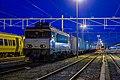 Nijmegen Locon 9903 overnachting met containertrein (15513449216).jpg