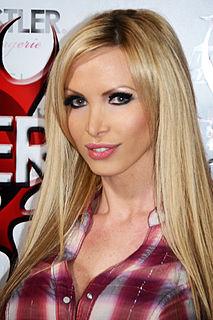 Nikki Benz Ukrainian-born Canadian pornographic actress