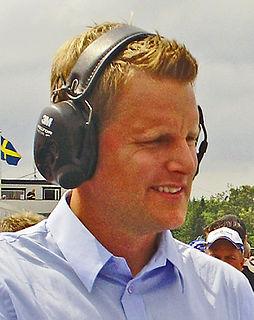 Niklas Jihde Swedish former floorball player (born 1976)