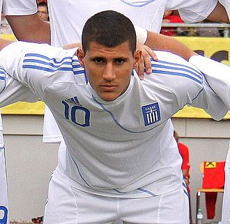 Ergotelis F.C. - Nikos Karelis promoted from youth squad in 2008.