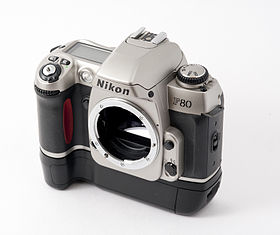 Image illustrative de l'article Nikon F80