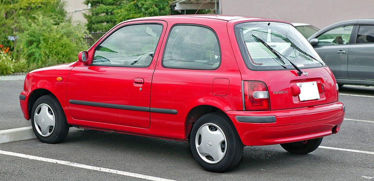 Nissan Micra - Wikipedia, la enciclopedia libre