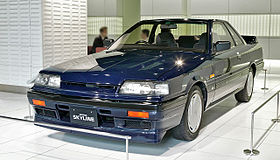 Nissan Skyline R31 2000 GTS R 002