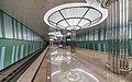Nizhny Novgorod Strelka metro station asv2019-05.jpg