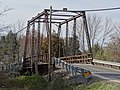 Nokesville Truss Bridge; south and east sides, detail; Nokesville, VA; 2014-04-13.jpg