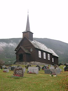 Nord-Sel church, Sel, Norway.jpg