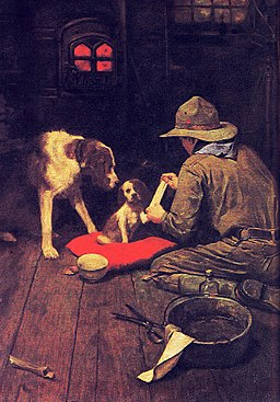 Norman Rockwell Red Cross Magazine 1918