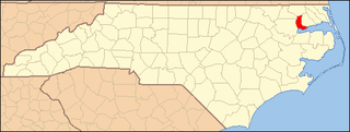 National Register of Historic Places listings in Chowan County, North Carolina Wikimedia list article
