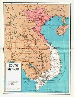 1954 in the Vietnam War