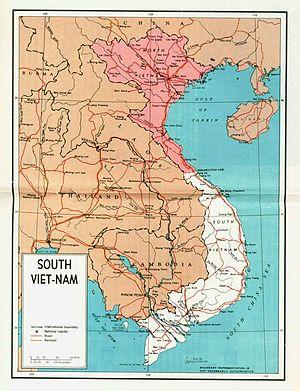 1954 in the Vietnam War - Wikipedia Saigon Street Vietnam War Map on china war map, afghanistan war map, saigon cambodia map, saigon korea map, korean war map, angola war map, hong kong war map, palau war map, saigon asia map, zaire war map, north korea war map, saigon facilities map, iraq war map,