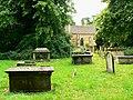 North churchyard, St Bartholomew's Church, Corsham - geograph.org.uk - 1950480.jpg