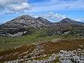 North slopes of Aonach-bheinn - geograph.org.uk - 1450984.jpg