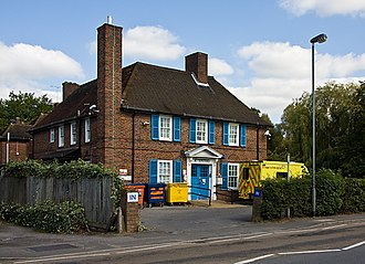 Northwood, London - Northwood and Pinner Cottage Hospital, built in 1926