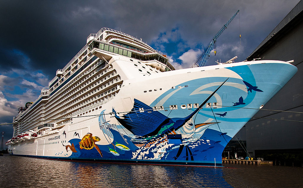 Norwegian escapelargest cruise ships