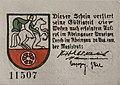 Notgeldschein Freistaat Flaschenhals 10.JPG