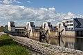 Nové Mlýny Reservoir - Dam 2020 04.jpg