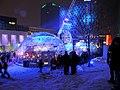 Nuit blanche, 1er mars 2014, Place des festivals, Montréal. (12910891375).jpg