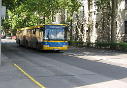 Number 6 bus in Pécs.jpg
