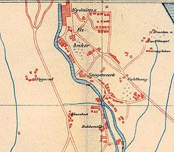 kart nydalen oslo Nydalens Compagnie – Wikipedia kart nydalen oslo