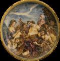 O Triunfo do Sileno (1883) - Wenceslau Cifka (Museu de Lisboa, Palácio Pimenta).png