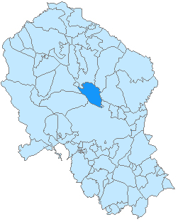 Obejo-mapa