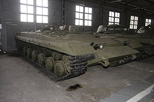 Object 287 (on the basis of T-64).JPG