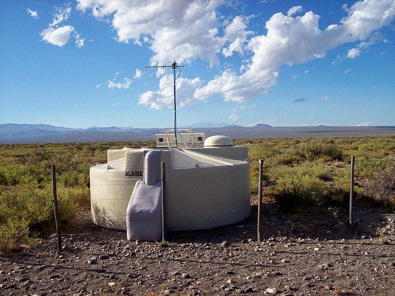 El proyecto Pierre Auger: Energía Cósmica!
