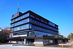 Odate City Hall new building.jpg