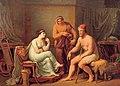 Odysseus und Penelope - Johann Heinrich Wilhelm Tischbein.jpg