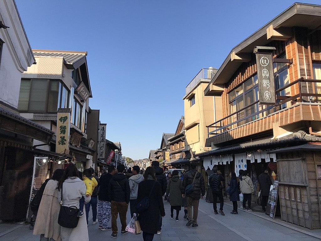 Oharaimachi-dori Street 20190130-2