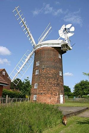 Old Buckenham - Old Buckenham windmill