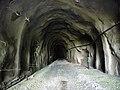 Old Railroad Line Helsinki-Turku. Inside the Tunnel. - panoramio.jpg