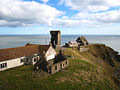 Old Slains Castle bei Collieston