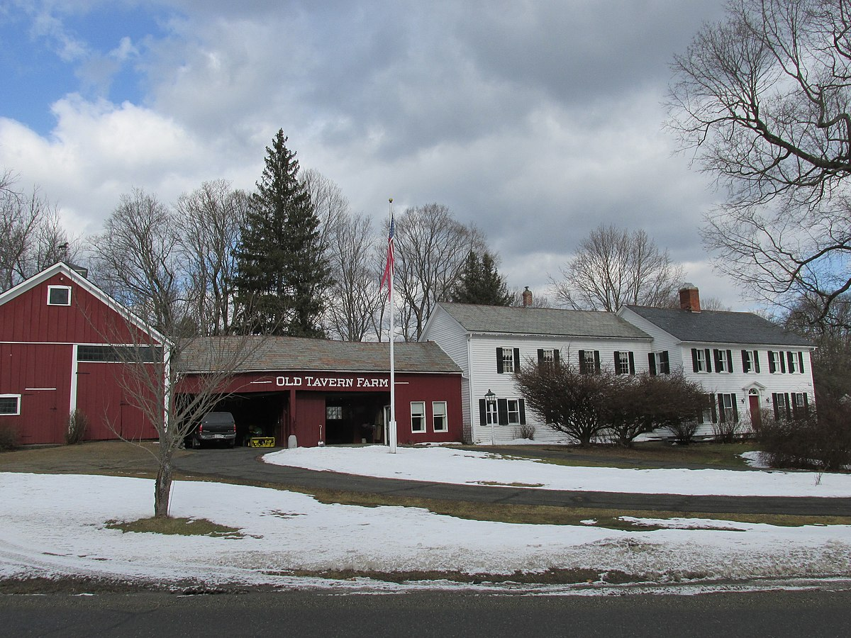 Old tavern farm wikipedia for Greenfield farm